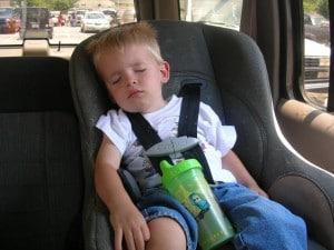 He is so beautiful when he is asleep.
